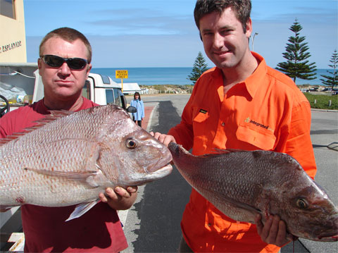 Photo Perth fishermen
