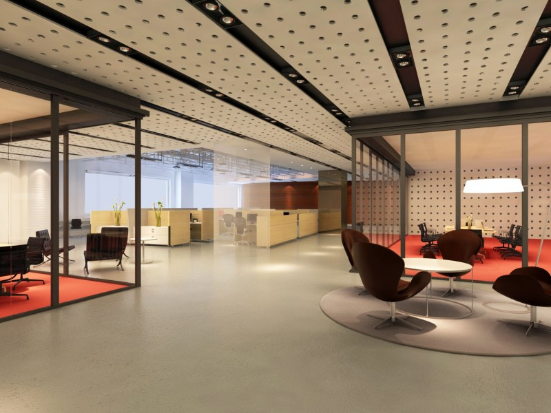 Modern New Office Fitout Perth
